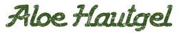 Aloe Hautgel Produkte
