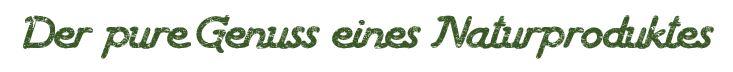 Aloe Vera Saft - der pure Genuss eines Naturproduktes