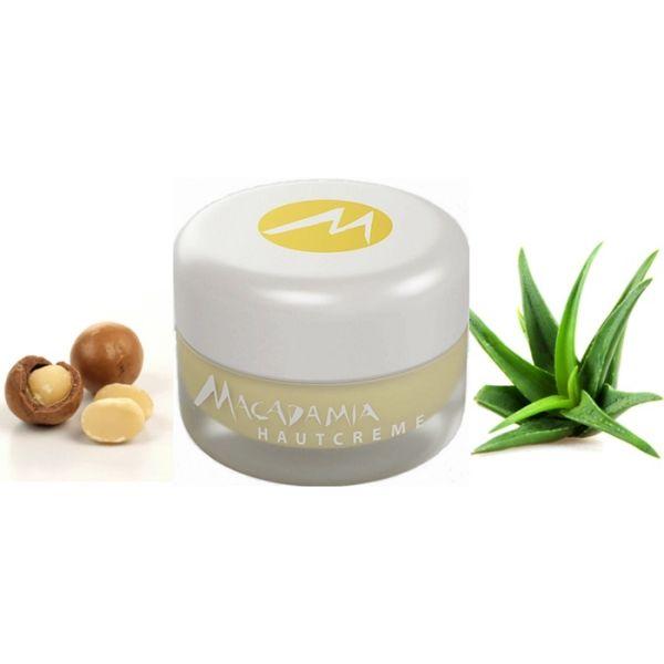 Aloe Vera mit Macadamia - Hautcreme (50 ml)