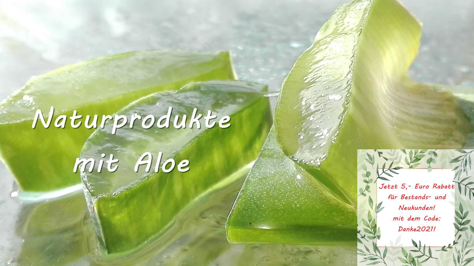 Jetzt 5 Euro Rabatt sichern auf Ihre Bestellung bei Aloeveraland.at
