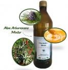 Aloe Frischeblatt Mixtur nach Pater Romano Zago (700 ml) mit Zirbenschnaps