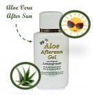Aloe Vera - AfterSun mit Lemongrasöl (200 ml)
