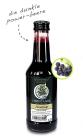 Aroniasaft (250 ml) in der Glasflasche