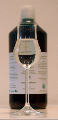 Aloevera Saft (1000 ml) von Pflanzen aus biologischem Anbau